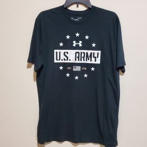 NWT Under Armour U.S. Army T-shirt Sz. M